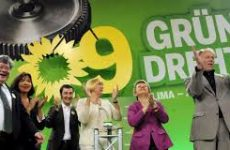 Επίσημη αντιπροσωπεία Ευρωπαϊκού Πράσινου Κόμματος στην Αθήνα