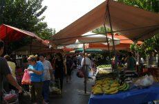 Ανανέωση αδειών στη λαϊκή αγορά  του Δήμου Βόλου