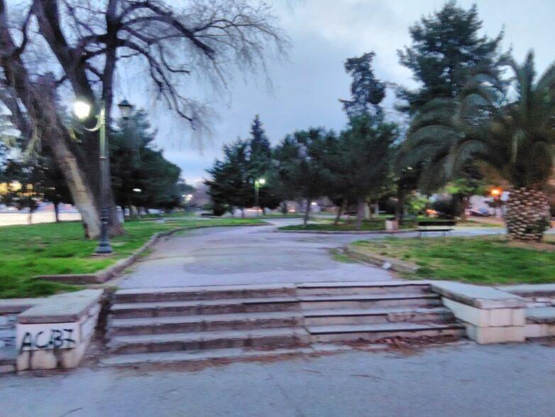 Σταματά ο Δήμος Βόλου την καθαριότητα και συντήρηση  του πάρκου Αγ. Κωνσταντίνου