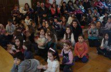 Διαδραστικό μουσικό παραμύθι για παιδιά στο Δ.Ω.Β.