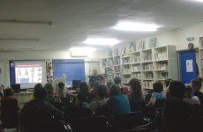 Εκπαίδευση και άσκηση σεισμού σε μαθητές