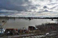Σε κατάσταση συναγερμού οι Σέρρες από τις πλημμύρες