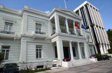 Εκπρόσωπος ΥΠΕΞ προς την Τουρκία: Καμία αμφισβήτηση στην κυριαρχία μας στα νησιά του Αιγαίου