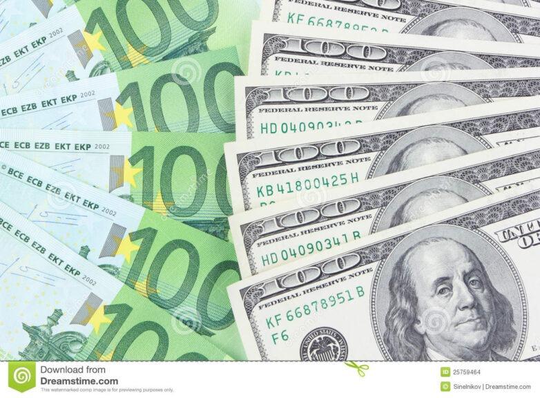 Ισοτιμία ευρώ-δολαρίου