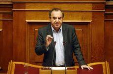 Στρατούλης: Δεν θα διακινδυνεύσουμε ούτε ένα ευρώ από τις συντάξεις