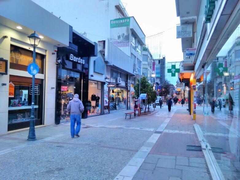 Καθυστερείη λειτουργία της εφαρμογής «Volos shopping»