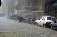 Σοβαρά προβλήματα στη Β. Ελλάδα εξαιτίας της έντονης βροχόπτωσης