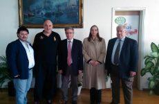 Συνάντηση Δημάρχου Βόλου  με μέλη του ΣΕΒ