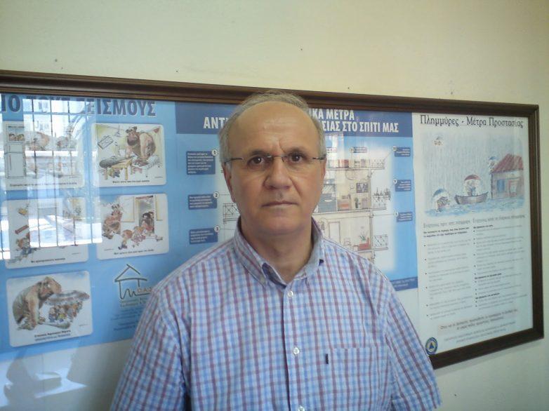 Προσφυγή Μπ. Τσαμπάζη  για το σύστημα «πόρτα-πόρτα»