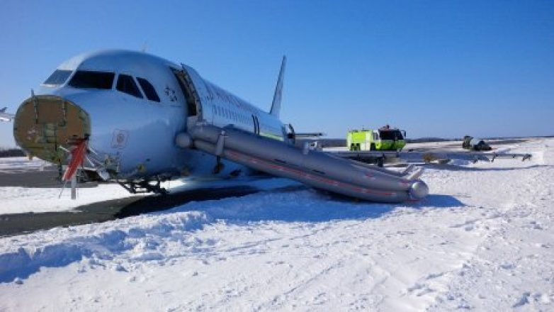 Παραλίγο νέα αεροπορική τραγωδία με Airbus A320 – 23 τραυματίες από ανώμαλη προσγείωση