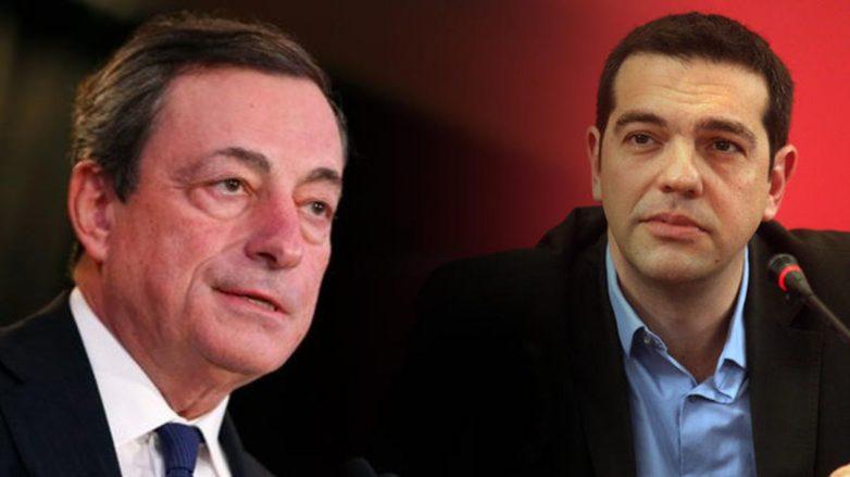 Ανάσα 2,1 δισ. δίνει ο Ντράγκι στην Ελλάδα