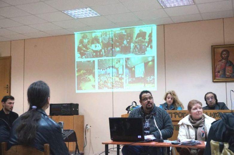 """Εκδήλωση για την ενίσχυση των δράσεων του Σωματείου Κινητικά Αναπήρων Μαγνησίας, """"Ιππόκαμπος"""""""