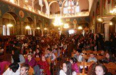 Θεία Λειτουργία για τα ΚατηχητικάΣχολεία