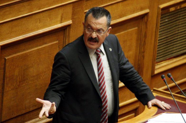 Αποφυλακίστηκε ο βουλευτής της Χρυσής Αυγής Χρήστος Παππάς