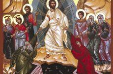Με λαμπρότητα η Ανάσταση και το Άγιο Πάσχα