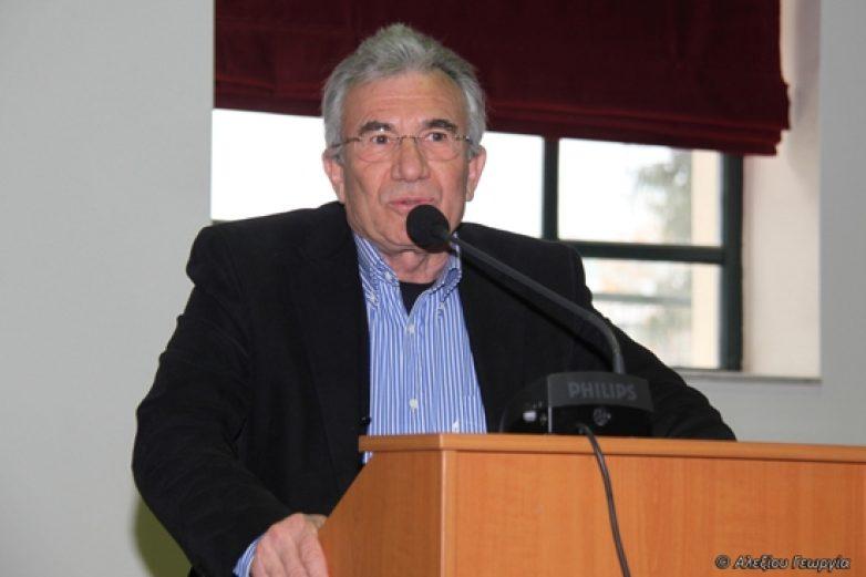 Παρέμβαση Γ. Δημαρά  για το νέο επενδυτικό σχέδιο της Ε.Ε.