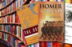 Σε μονοτονικό τα βιβλία Ιλιάδα -Οδύσσεια