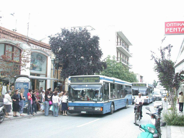 Ψήφισμα διαμαρτυρίας των παροδίων της οδού Τσιτσιλιάνου αναφορικά με την πρόταση διέλευσης των λεωφορείων