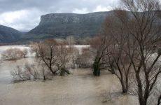 Στο έλεος των πλημμυρών οι Σέρρες