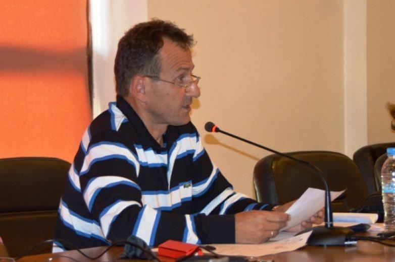 Ανεξαρτητοποιήθηκε ο δημοτικός σύμβουλος Θ. Διαμαντένιας