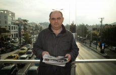 Στον Βόλο ο γ.γ. του Ε.ΠΑ.Μ. Δημήτρης Καζάκης