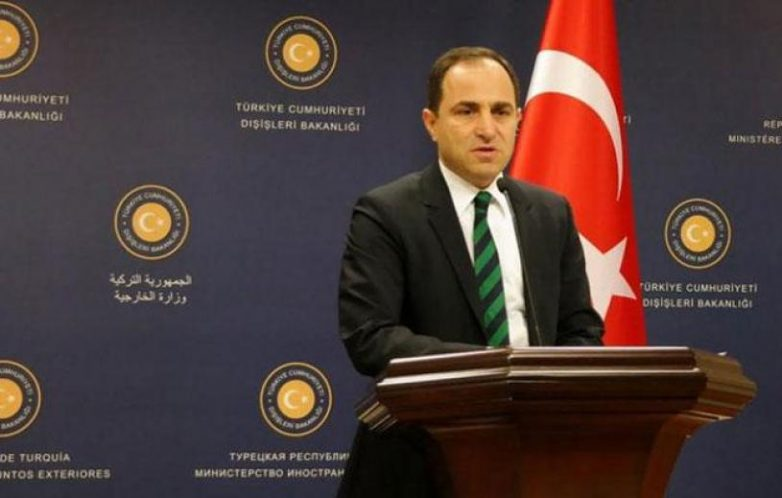 """Τουρκικό ΥΠΕΞ: """"Η Άγκυρα θα προστατεύσει τα δικαιώματά της στο Αιγαίο"""""""