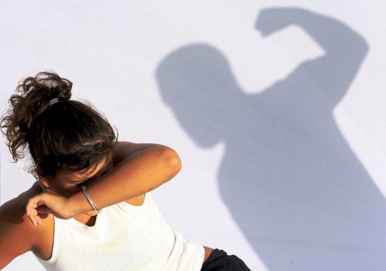STOP στη βία κατά των γυναικών