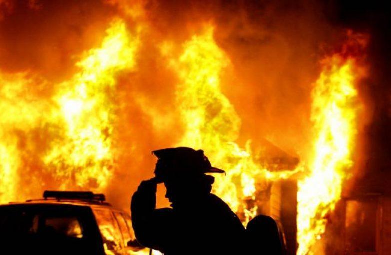 Παρνάλωμα του πυρός έγιναν 700 δέματα άχυρο σε κτηνοτροφική μονάδα