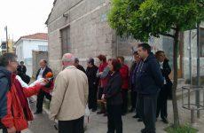 Ανάστατοι οι κάτοικοι της Μελίνας Μερκούρη με την επαναλειτουργία της Λαϊκής