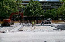 Νέο σιντριβάνι θα κατασκευαστεί στην Πλατεία Ελευθερίας