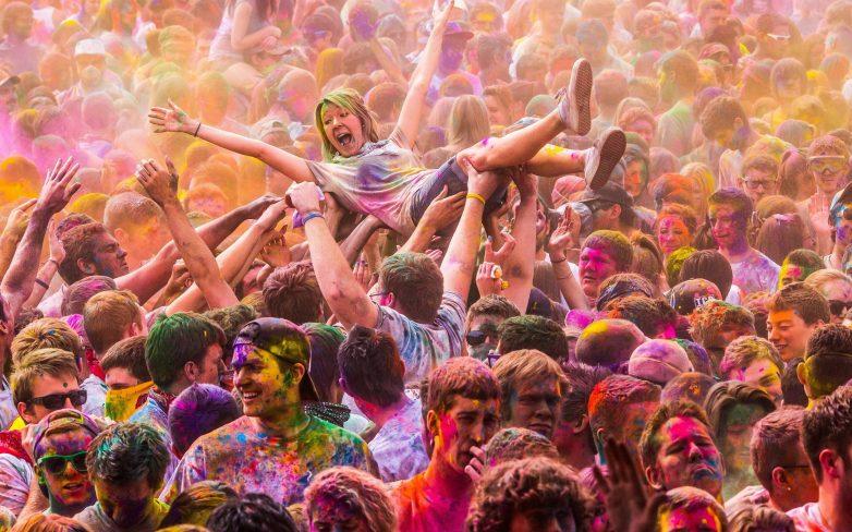 Colour Day Festival στο ΟΑΚΑ