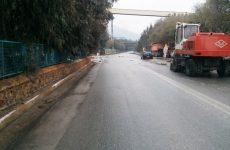 Σημαντικές παρεμβάσεις για την αποκατάσταση του οδικού δικτύου στη Π.Ε. Μαγνησίας