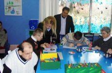 Επισκέψεις της Δωρ. Κολυνδρίνη σε ιδρύματα της Μαγνησίας