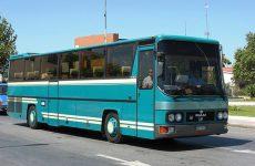 """«Έμεινε""""  στη Γορίτσα λεωφορείο του υπεραστικού ΚΤΕΛ"""