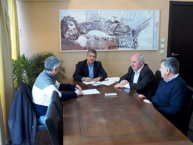 Παρεμβάσεις 1,5 εκ. ευρώ στο οδικό δίκτυο της Π.Ε. Λάρισας