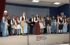 Θεατρική παράσταση για το Γηροκομείο από την ΣΤ τάξη του 20ου Δημοτικού Σχολείου