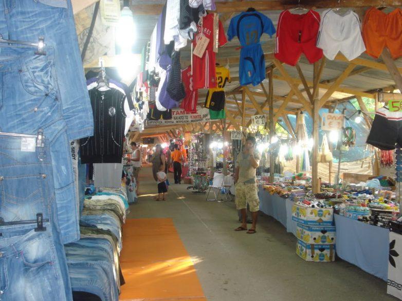 Παζάρι με χαρακτήρα ψυχαγωγικό προτείνουν οι έμποροι στο Δήμο Βόλου