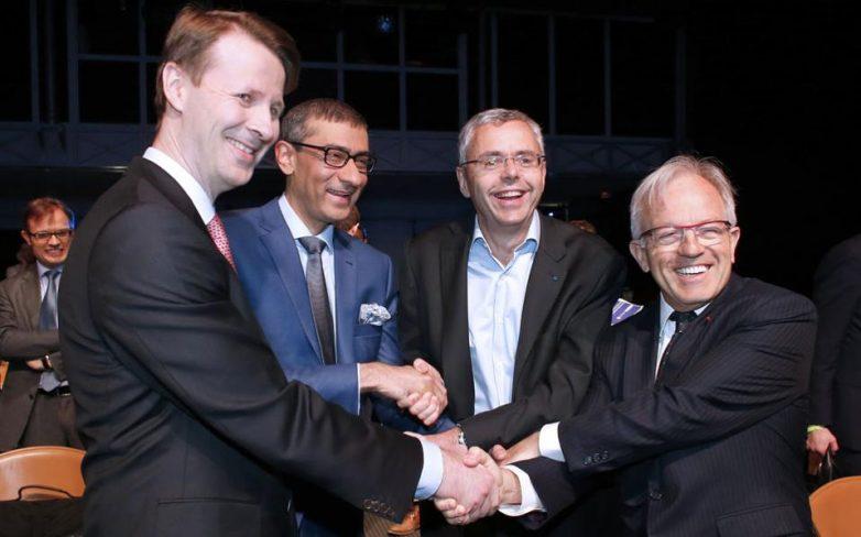 Συμφωνία εξαγοράς της Alcatel από τη Nokia