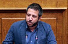 Αναφορά Αλ. Μεϊκόπουλου για τον παιδίατρο Β. Σποράδων