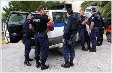Σύλληψη αλλοδαπού φυγόποινου
