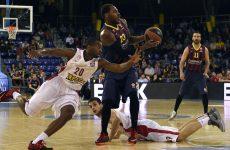 Ήττα για τον Ολυμπιακό στην Ισπανία