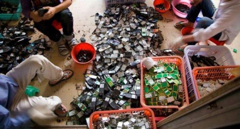Ευρωπρόστιμα για τα απόβλητα