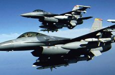 Ενημέρωση Βουλής για τα F-16 αξιώνει η Ν.Δ.
