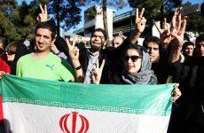 Ιράν: Επευφημίες για τη συμφωνία