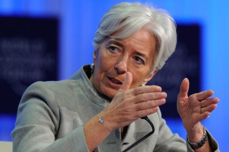 Λαγκάρντ: Δεν θα συνιστούσα στην Ελλάδα να μην πληρώσει την επόμενη δόση