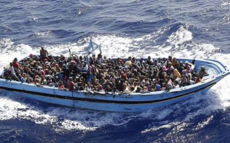 Διάσωση 217 ατόμων κοντά στις ακτές της Λιβύης