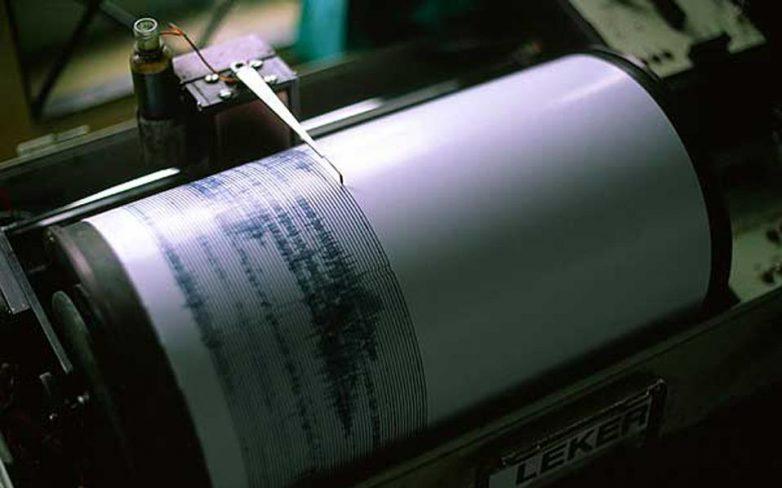 Αισθητή σεισμική δόνηση τα ξημερώματα στο Βόλο
