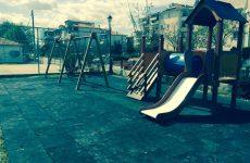 Προς παράδοση νέες παιδικές χαρές στο Βόλο