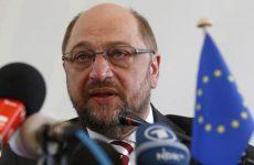 Σουλτς: «Ο Αλέξης Τσίπρας δεν εγκατέλειψε την γραμμή της ΕΕ»