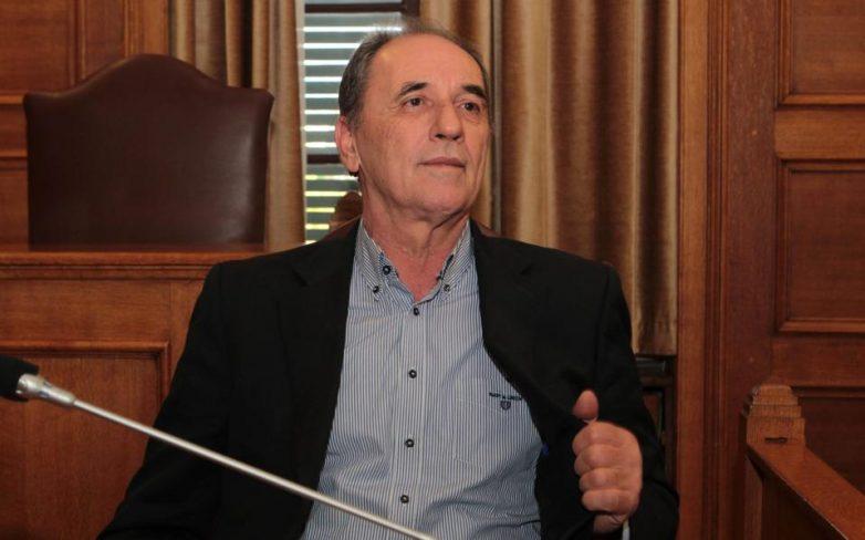 Στην συνέλευση του ΣΒΘΚΕ ο υπ. Οικονομίας Γιώργος Σταθάκης